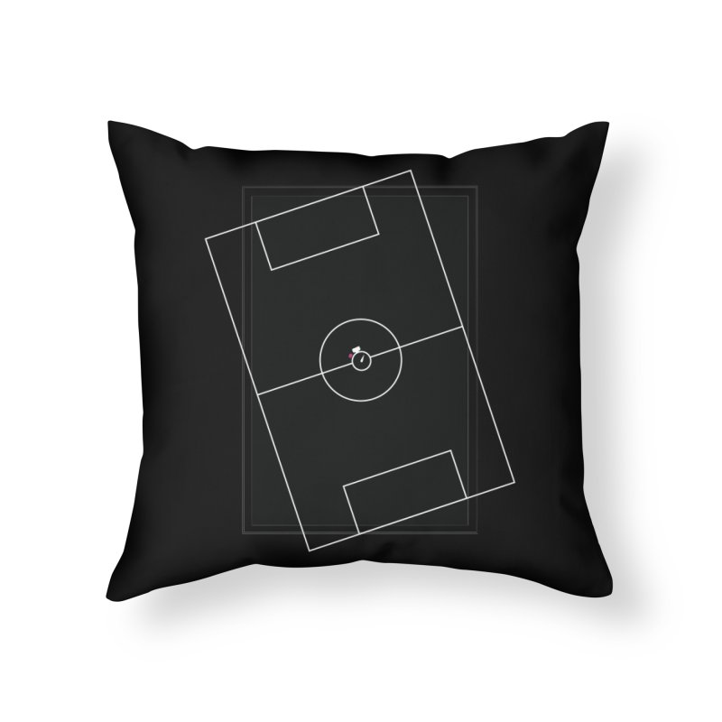 Pitch us! Home Throw Pillow by Unusual Efforts Merchandise and Prints