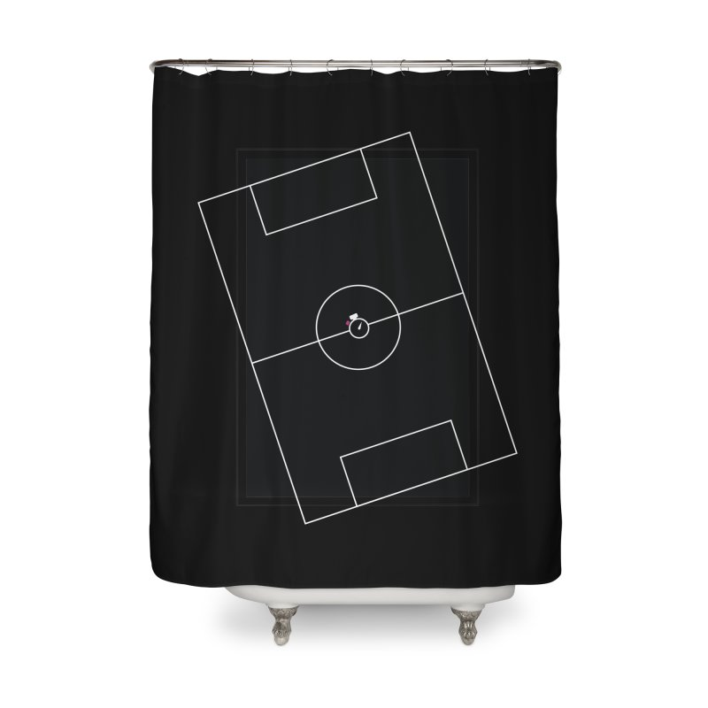 Pitch us! Home Shower Curtain by Unusual Efforts Merchandise and Prints
