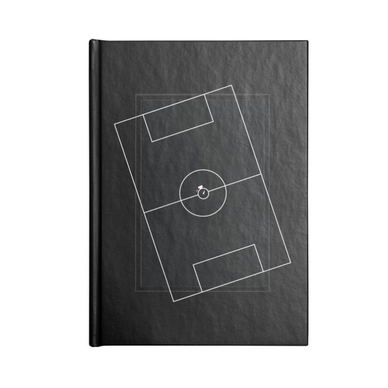 Pitch us! Accessories Blank Journal Notebook by Unusual Efforts Merchandise and Prints