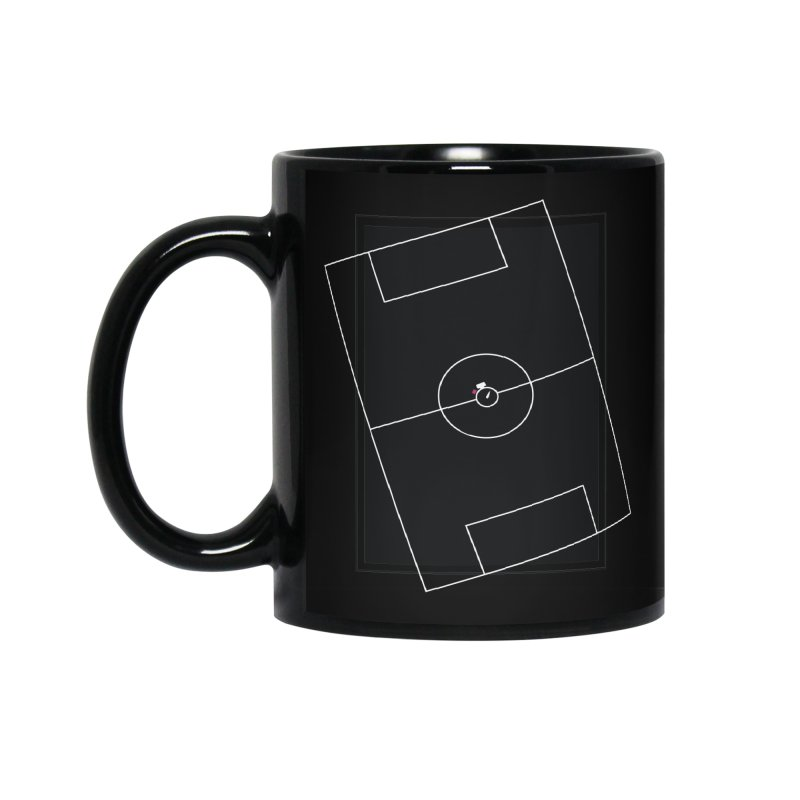 Pitch us! Accessories Standard Mug by Unusual Efforts Merchandise and Prints
