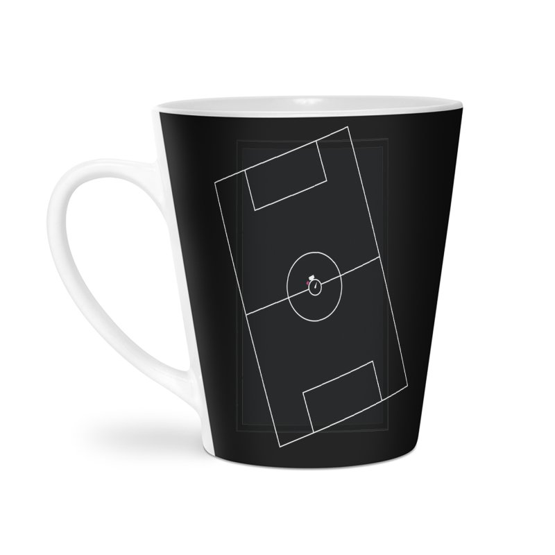 Pitch us! Accessories Latte Mug by Unusual Efforts Merchandise and Prints