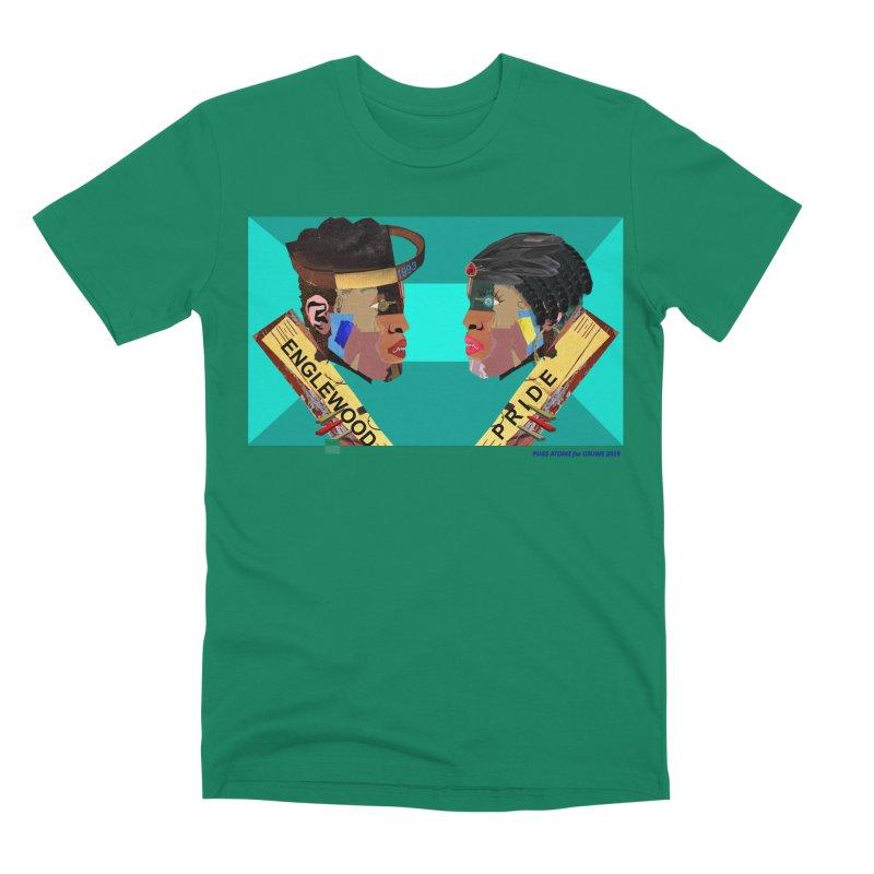 Englewood Pride Men's Premium T-Shirt by USUWE by Pugs Atomz
