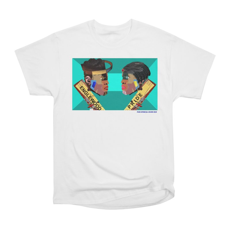 Englewood Pride Women's Heavyweight Unisex T-Shirt by USUWE by Pugs Atomz