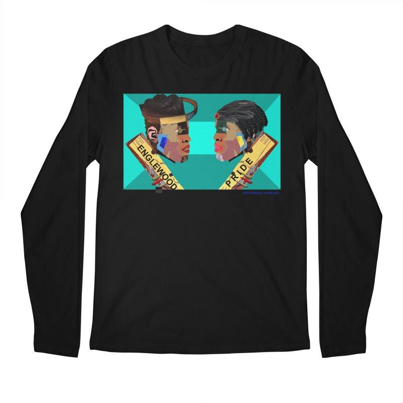 Englewood Pride Men's Regular Longsleeve T-Shirt by USUWE by Pugs Atomz