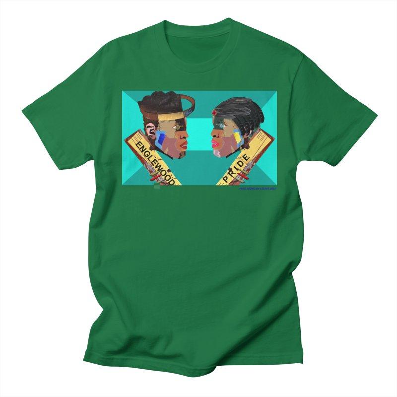 Englewood Pride Men's Regular T-Shirt by USUWE by Pugs Atomz