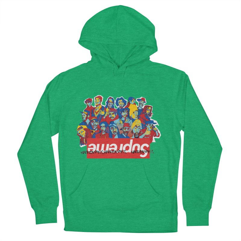 A Love... Men's French Terry Pullover Hoody by USUWE by Pugs Atomz