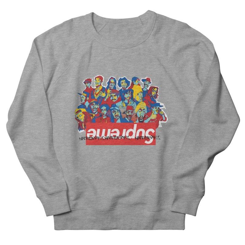 A Love... Men's French Terry Sweatshirt by USUWE by Pugs Atomz