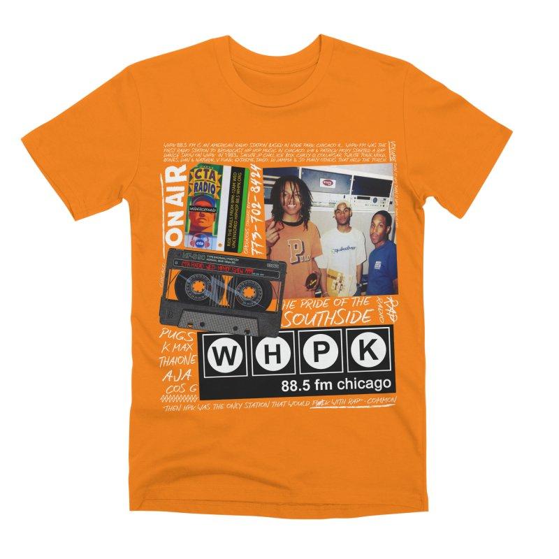 CTA RADIO 1999 Men's Premium T-Shirt by USUWE by Pugs Atomz
