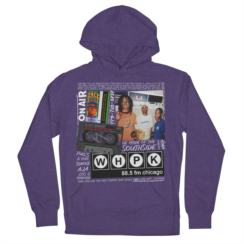 CTA RADIO 1999 Women's French Terry Pullover Hoody by USUWE by Pugs Atomz