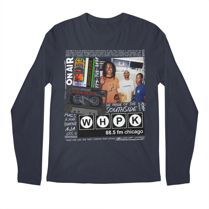 CTA RADIO 1999 Men's Regular Longsleeve T-Shirt by USUWE by Pugs Atomz