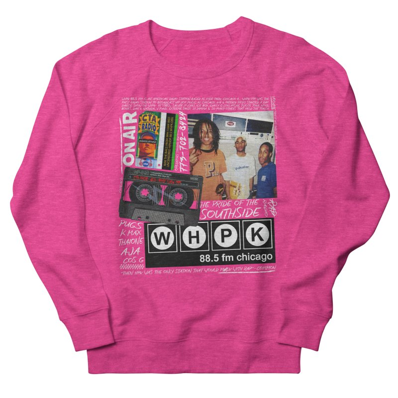 CTA RADIO 1999 Women's Sweatshirt by USUWE by Pugs Atomz