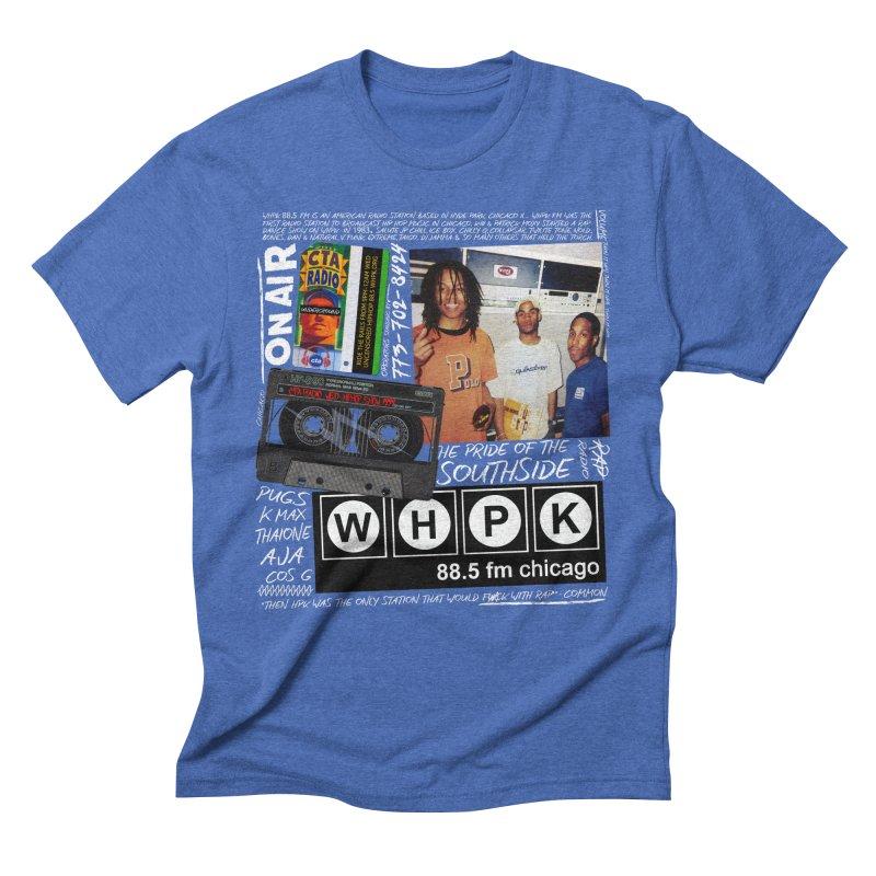CTA RADIO 1999 Men's Triblend T-Shirt by USUWE by Pugs Atomz