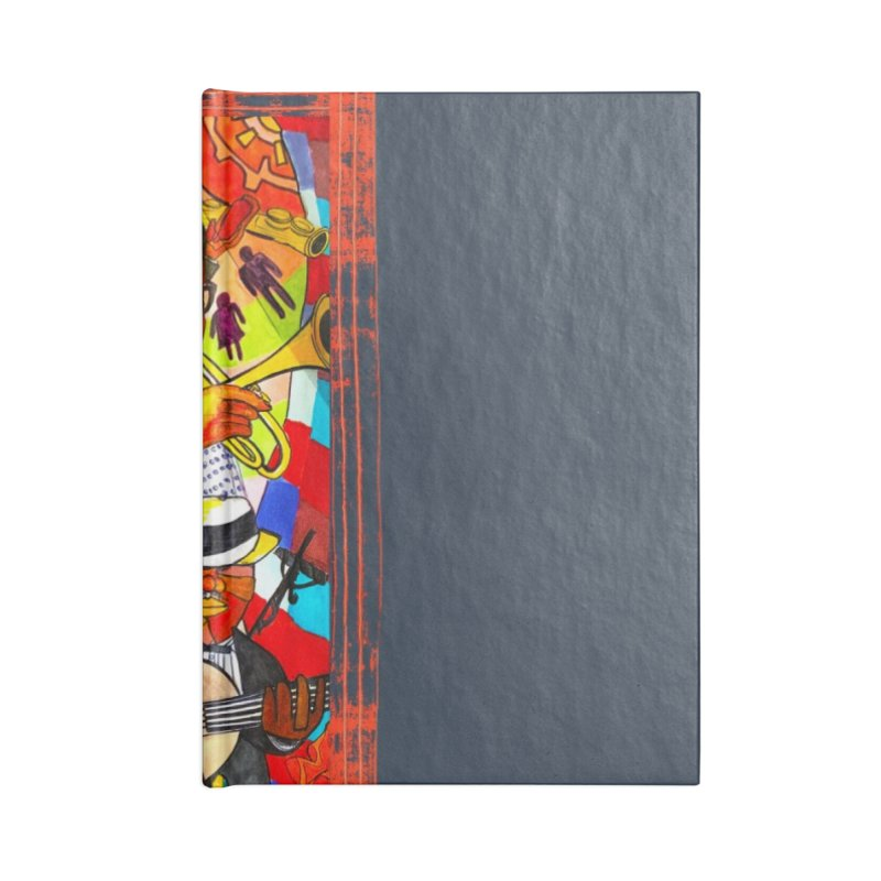 That Jazz Accessories Notebook by USUWE by Pugs Atomz