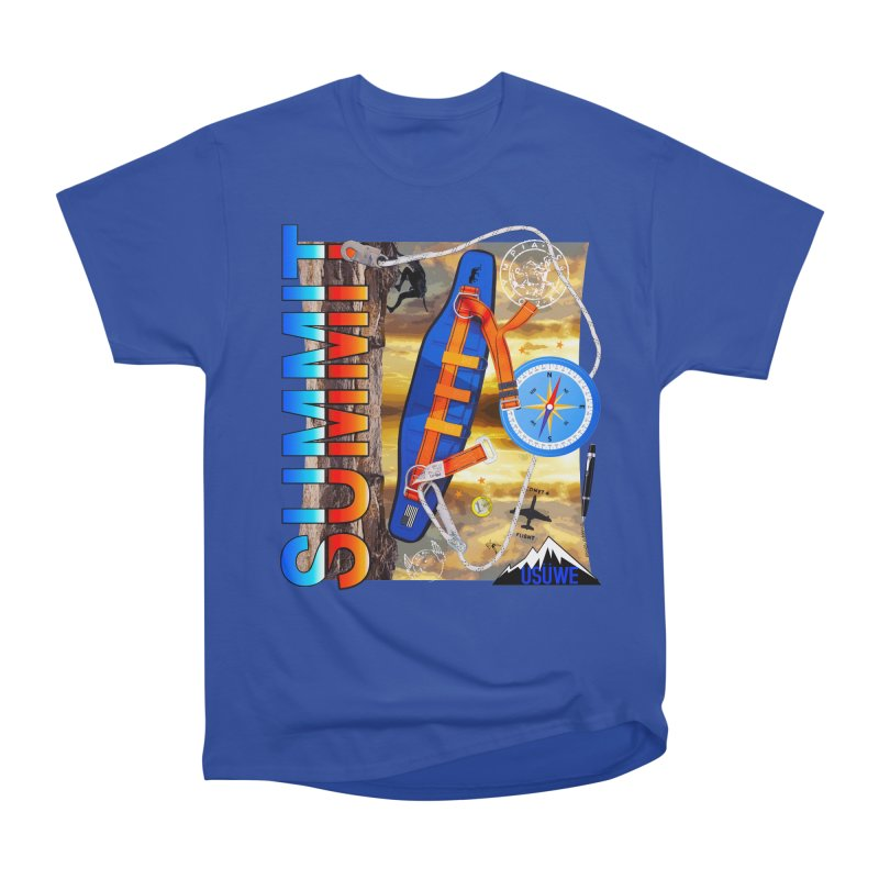 Summit Men's Classic T-Shirt by USUWE by Pugs Atomz