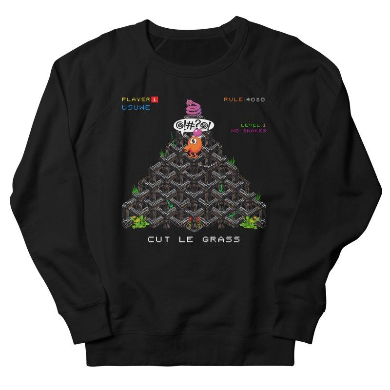 Cut Le Grass Women's Sweatshirt by USUWE by Pugs Atomz