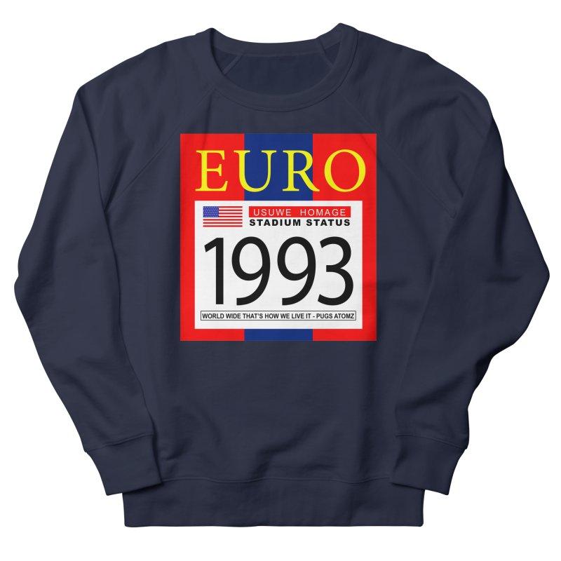 EURO P Women's Sweatshirt by USUWE by Pugs Atomz