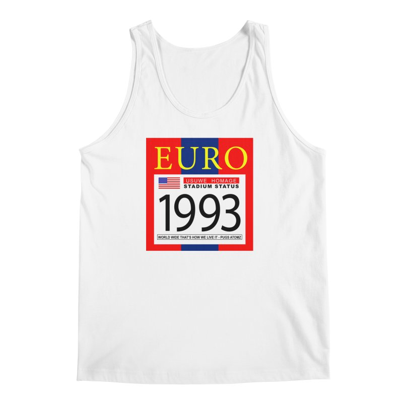 EURO P Men's Regular Tank by USUWE by Pugs Atomz
