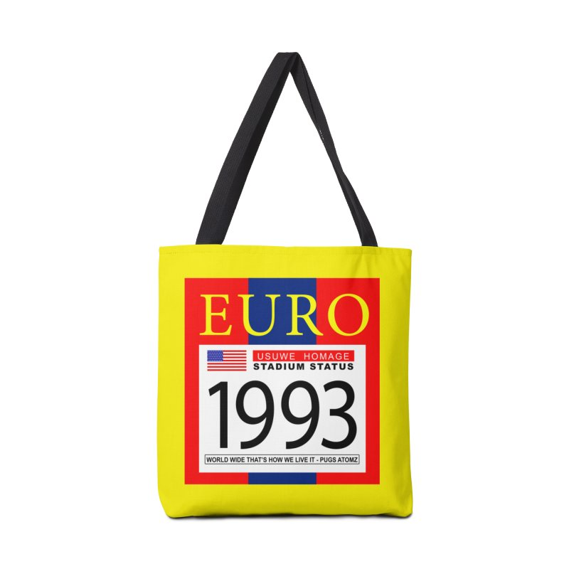 EURO P Accessories Bag by USUWE by Pugs Atomz