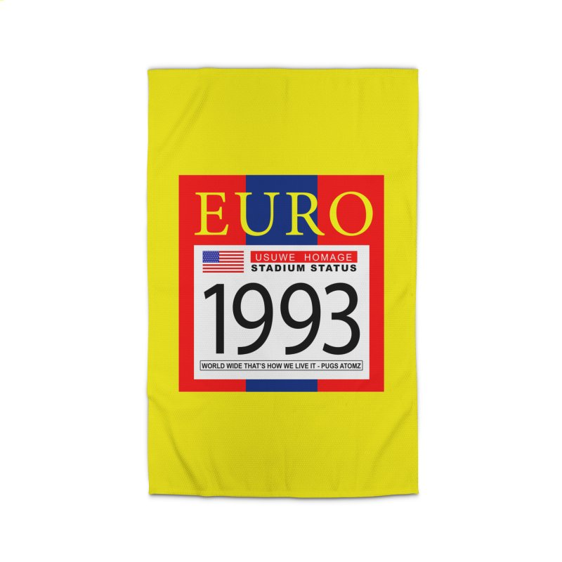 EURO P Home Rug by USUWE by Pugs Atomz