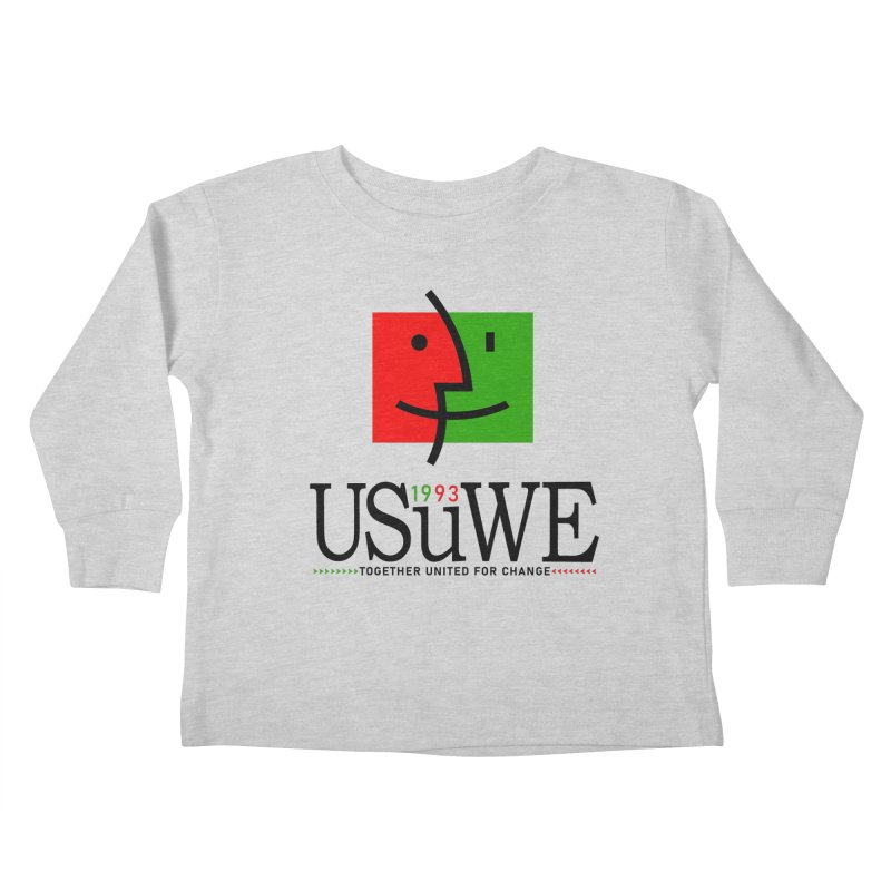 I shall Proceed and continue Kids Toddler Longsleeve T-Shirt by USUWE by Pugs Atomz