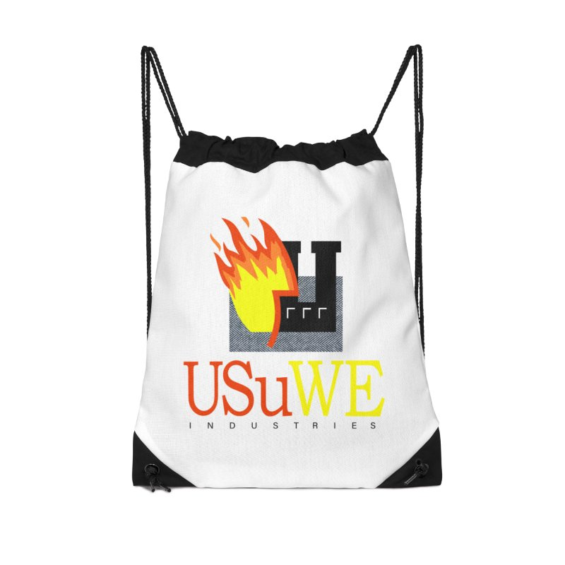 USUWE INDUSTRIES Accessories Bag by USUWE by Pugs Atomz