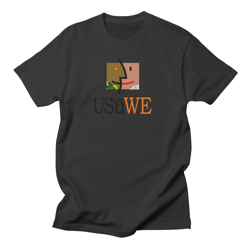 Together scene 1 Men's T-Shirt by USUWE by Pugs Atomz