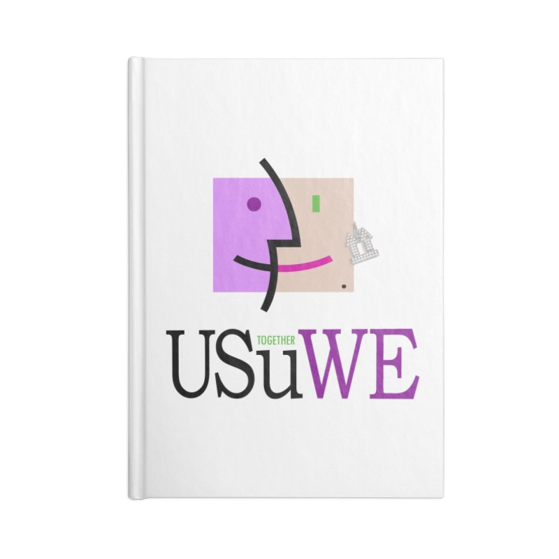 Together scene 2 Accessories Notebook by USUWE by Pugs Atomz