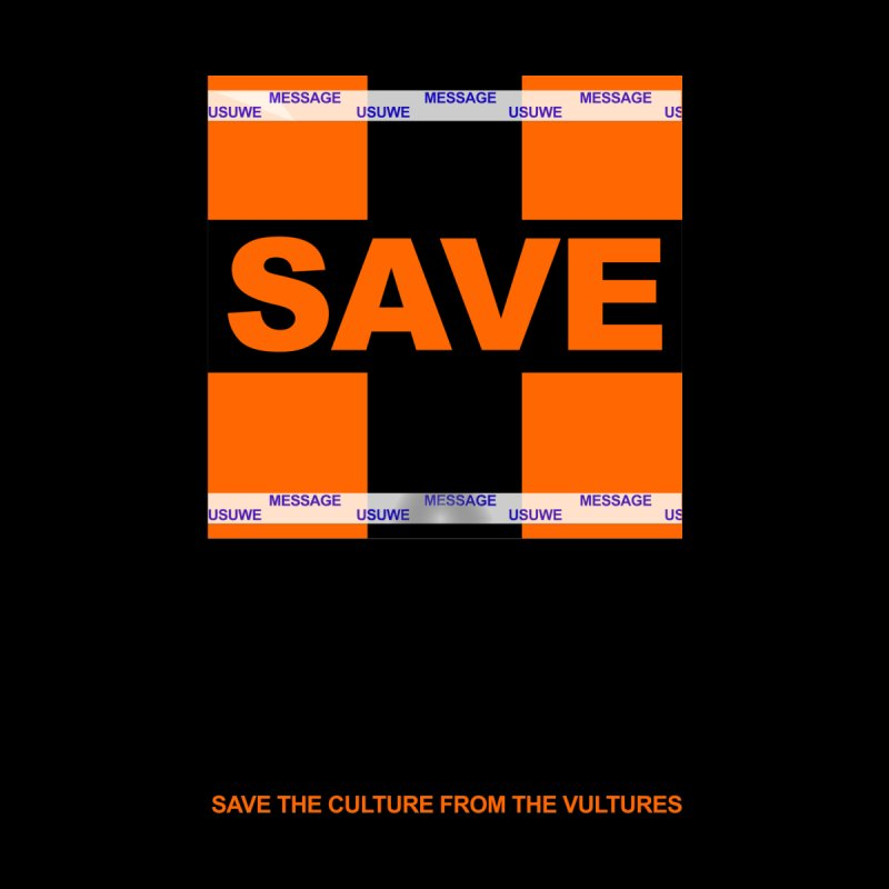 Save the culture from the vultures Men's Longsleeve T-Shirt by USUWE by Pugs Atomz