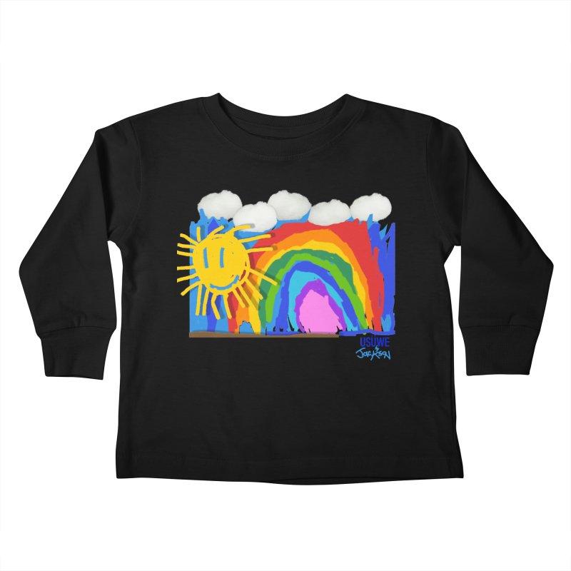 Sunshine Kids Toddler Longsleeve T-Shirt by USUWE by Pugs Atomz