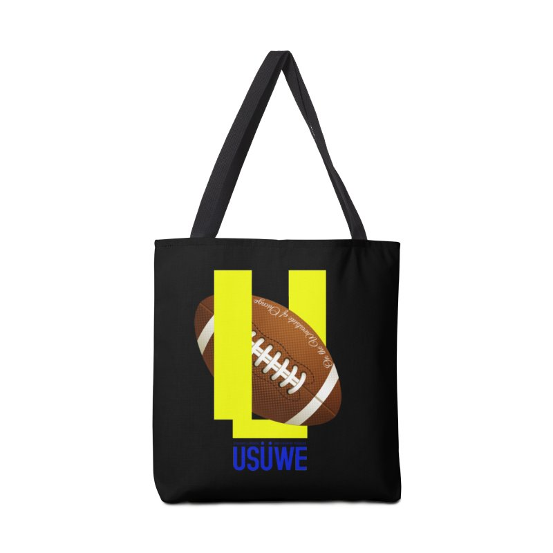 Madden Accessories Tote Bag Bag by USUWE by Pugs Atomz