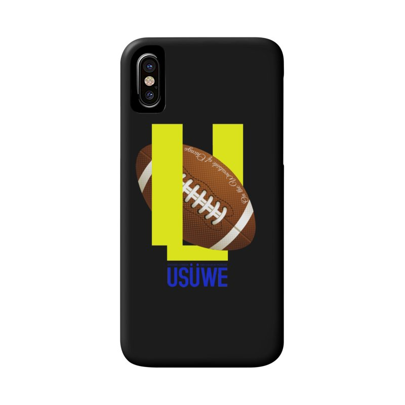 Madden Accessories Phone Case by USUWE by Pugs Atomz