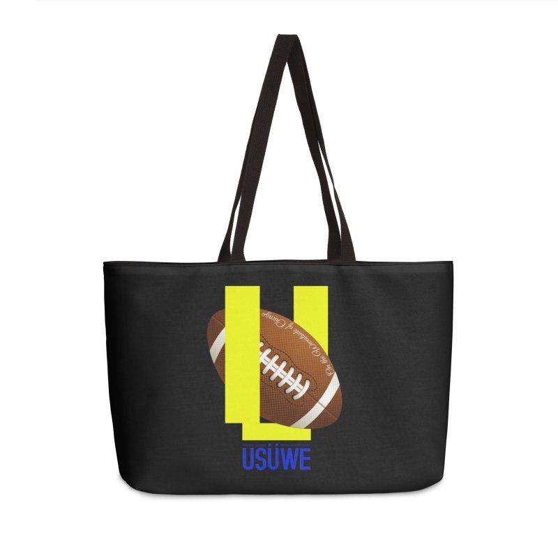 Madden Accessories Weekender Bag Bag by USUWE by Pugs Atomz