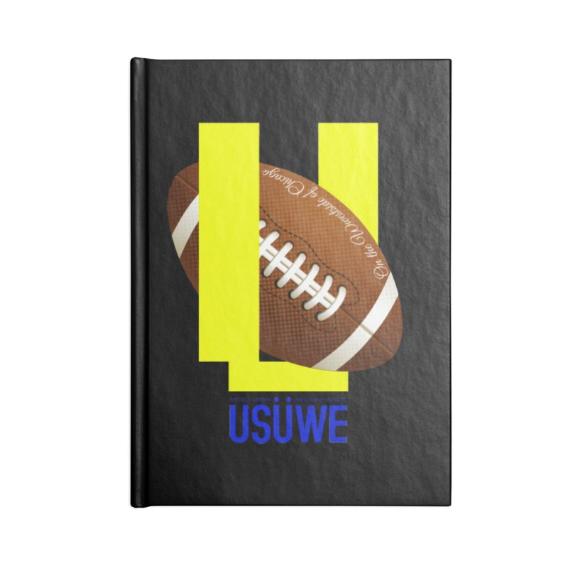 Madden Accessories Blank Journal Notebook by USUWE by Pugs Atomz