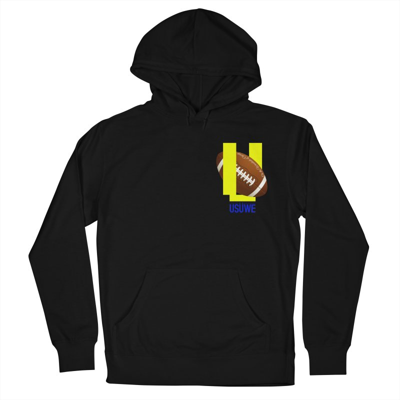 Madden Men's French Terry Pullover Hoody by USUWE by Pugs Atomz