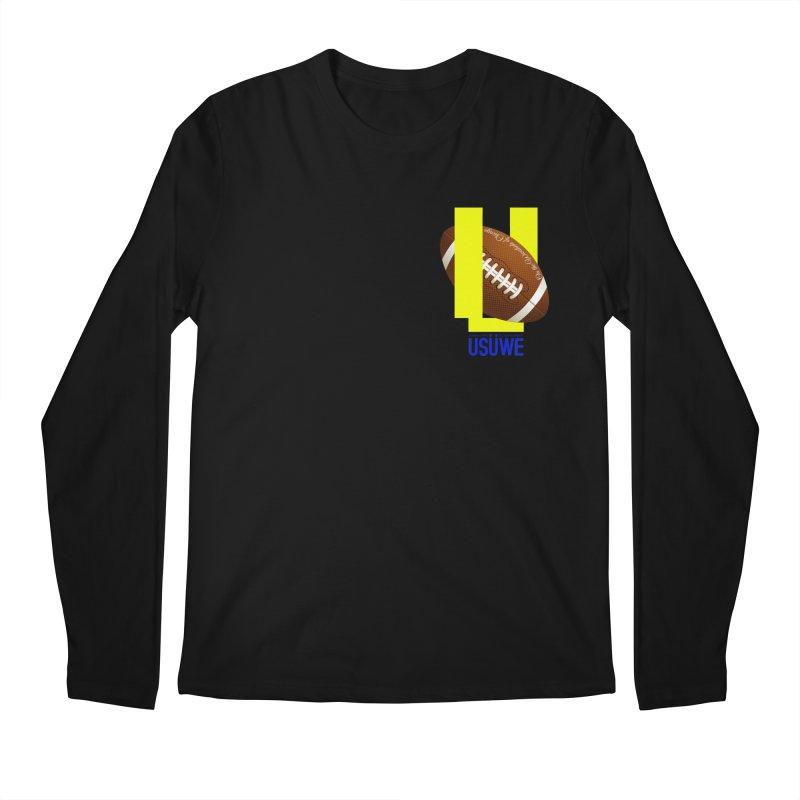 Madden Men's Regular Longsleeve T-Shirt by USUWE by Pugs Atomz