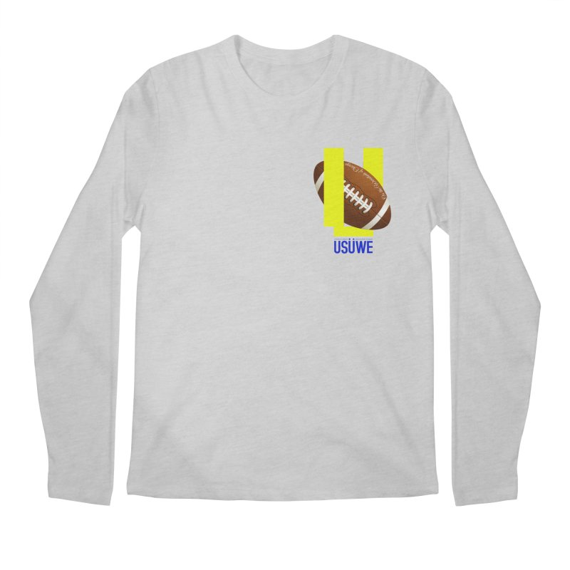 Madden Men's Longsleeve T-Shirt by USUWE by Pugs Atomz
