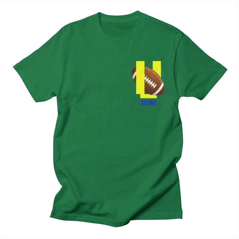 Madden Men's Regular T-Shirt by USUWE by Pugs Atomz