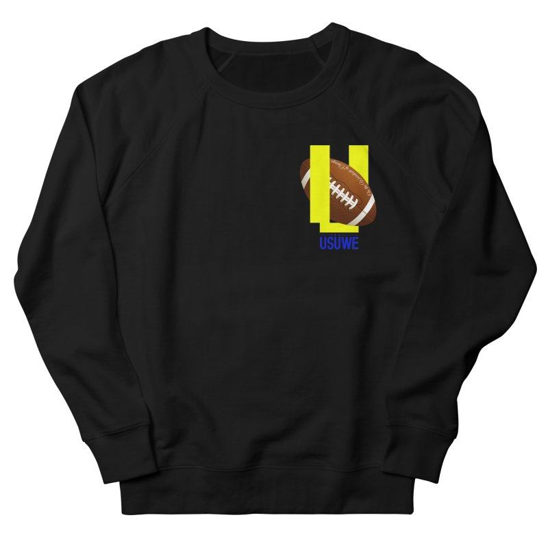 Madden Men's French Terry Sweatshirt by USUWE by Pugs Atomz