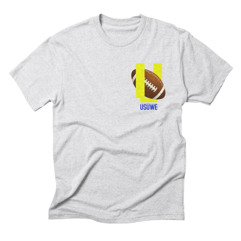 Madden Men's Triblend T-Shirt by USUWE by Pugs Atomz