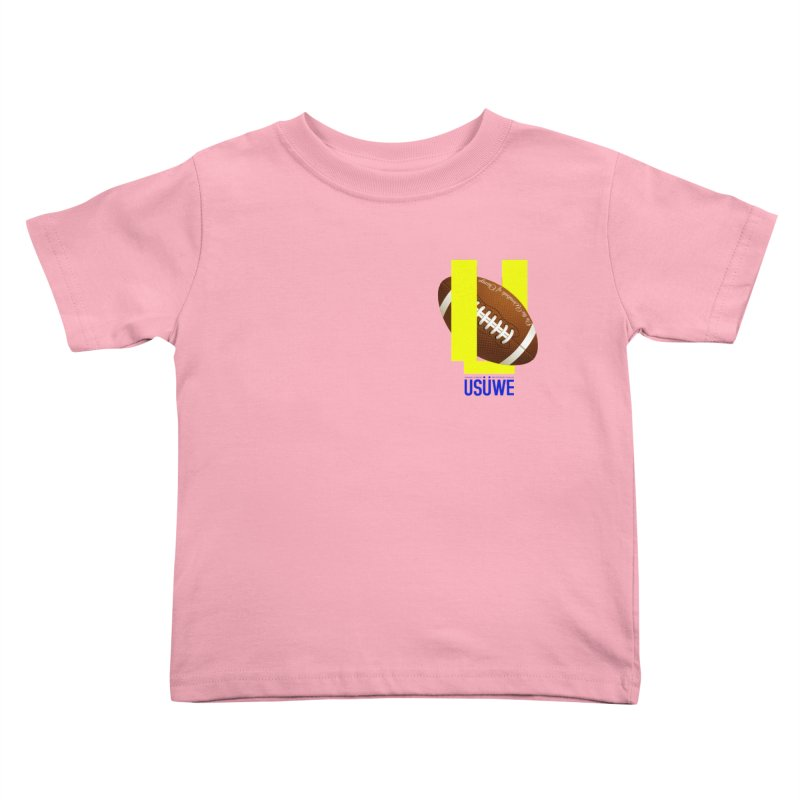 Madden Kids Toddler T-Shirt by USUWE by Pugs Atomz