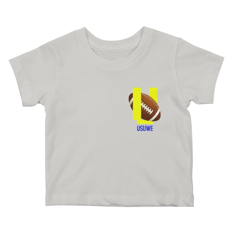 Madden Kids Baby T-Shirt by USUWE by Pugs Atomz
