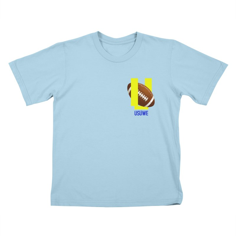 Madden Kids T-Shirt by USUWE by Pugs Atomz