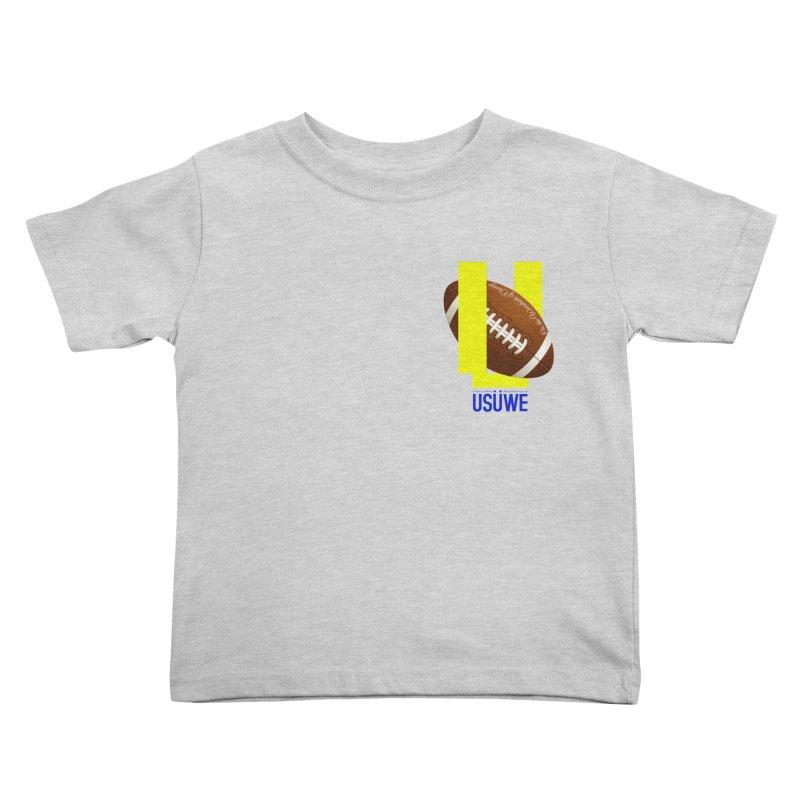 Madden Kids Toddler T-Shirt by USUWE by Pugs Atomz