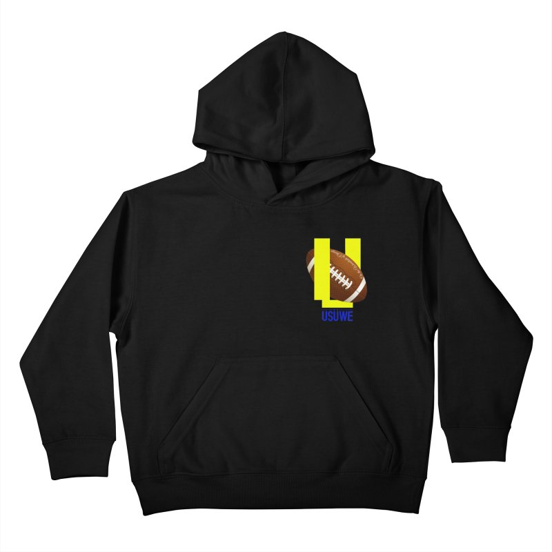 Madden Kids Pullover Hoody by USUWE by Pugs Atomz