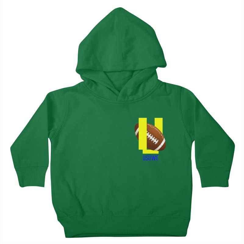 Madden Kids Toddler Pullover Hoody by USUWE by Pugs Atomz