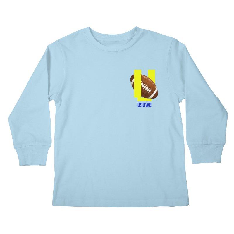 Madden Kids Longsleeve T-Shirt by USUWE by Pugs Atomz
