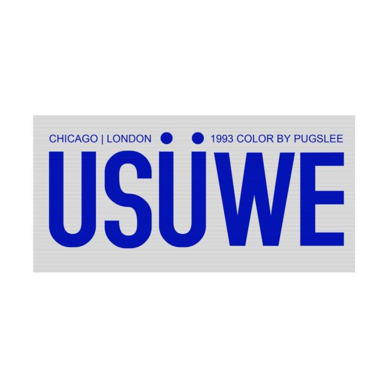 USUWE logo T Kids Baby Longsleeve Bodysuit by USUWE by Pugs Atomz