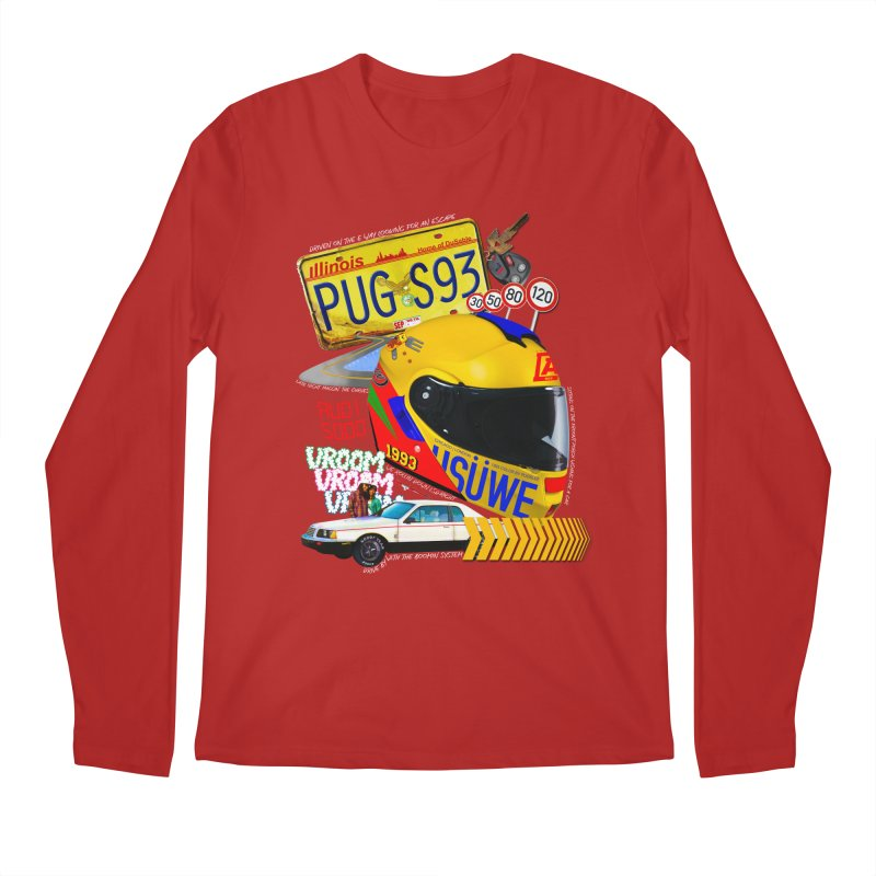 Audi 5000 Men's Longsleeve T-Shirt by USUWE by Pugs Atomz