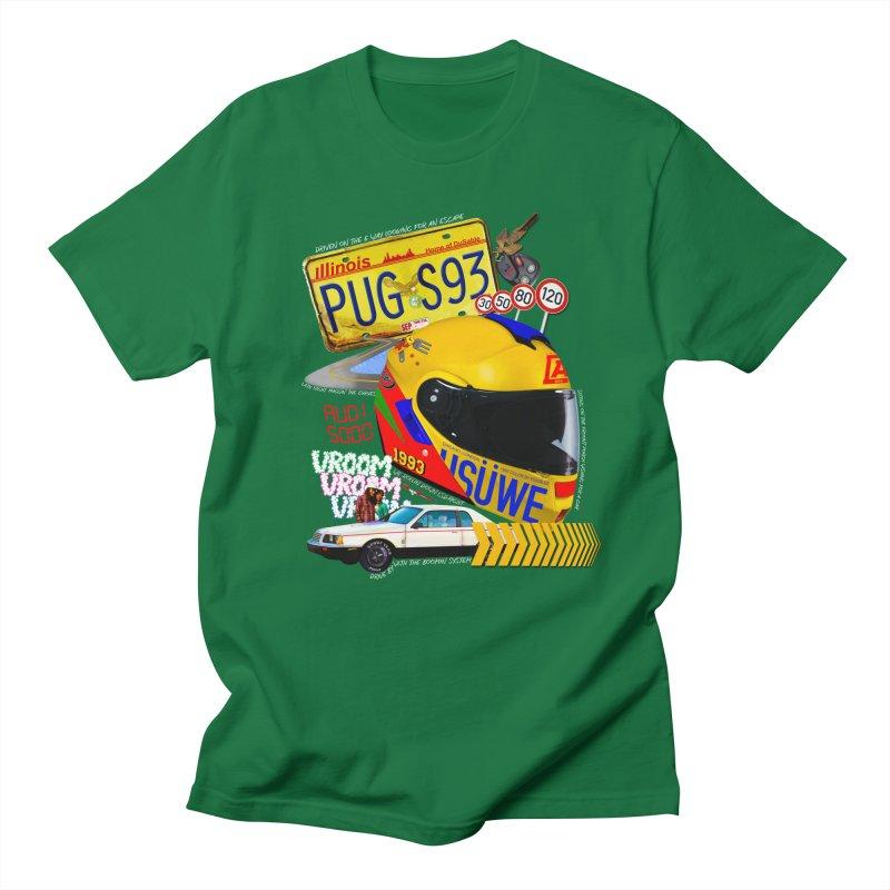 Audi 5000 Men's T-Shirt by USUWE by Pugs Atomz