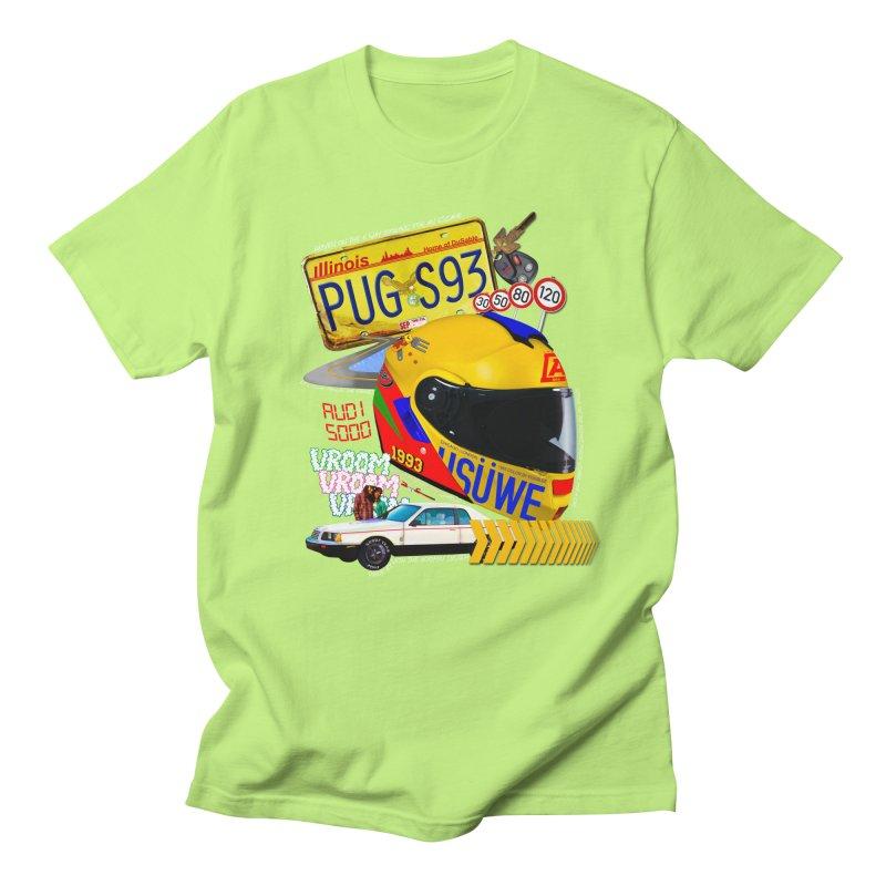 Audi 5000 Men's Regular T-Shirt by USUWE by Pugs Atomz